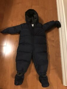 GAP  ColdControl Max Down Snowsuit - New - Never Used!