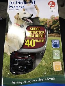 Brand New PetSafe in-ground fence