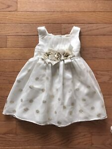 Girl party dress 18, 24 months / 2T