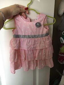 12 outfits size 3-6 months