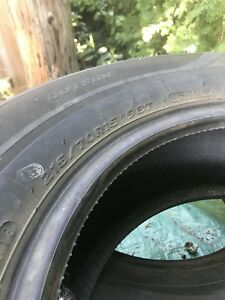 215/70-15 Hankook tires