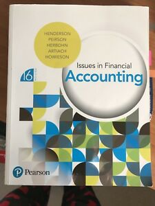 Issues in financial accounting textbooks gumtree australia free issues in financial accounting textbooks gumtree australia free local classifieds fandeluxe Image collections