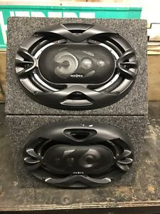 6x9 speakers with boxes