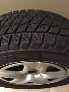 Winter Tires       235 65 17 Bridgestone Blizzak