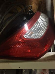 2006 Honda Civic si tail lights