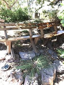 2 outdoor/patio bench chairs North Willoughby Willoughby Area Preview