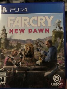 FarCry New Dawn Trade or 35$ PS4