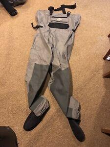 River fishing wadders/ shimano rain suit