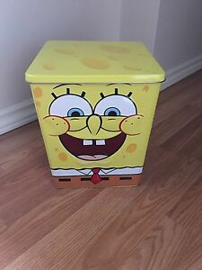 Sponge Bob Square Pants Collector Tin