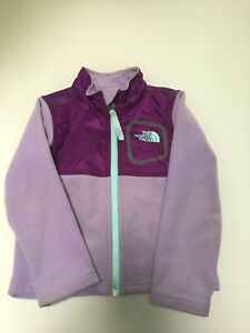 Veste polar North face 2 ans