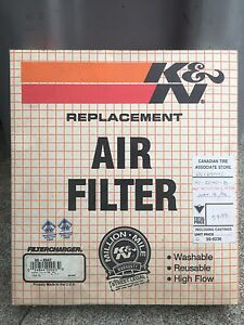 K&N Filter for '92-'96 Honda Civics