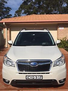 Subaru Forester Wentworth Falls Blue Mountains Preview