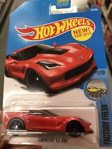 Hot wheels matchbox corvette c7 Z06