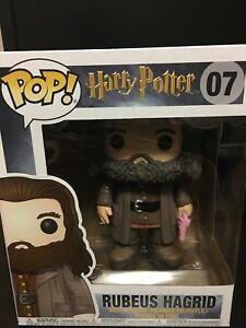 FunKo POP! Harry Potter Hagrid Vinyl Figure
