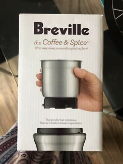 Breville coffee and spice grinder