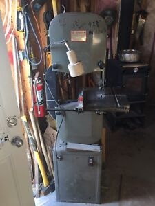 Shop wood jointer and band saw deal