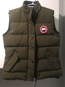 Canada Goose Freestyle Vest Women's Small