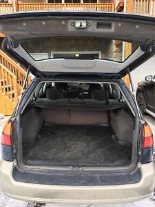 Subaru Outback 2003 2.5l - manual transmission
