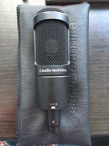 [Like New]Audio Technica AT2050 Condenser Microphone