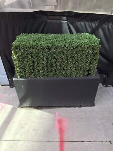 Artificial planters and pots