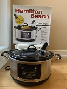 Hamilton Beach Set'n Forget Slow Cooker