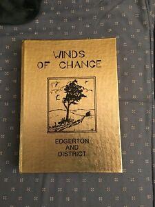 Historical book on Edgerton Alta