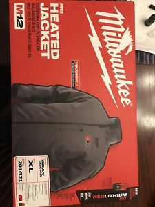 Milwaukee Heat Jacket