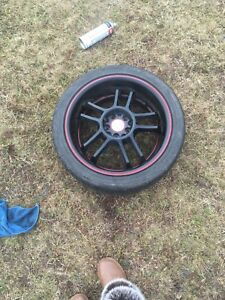 17 inch rims for sale or trade.