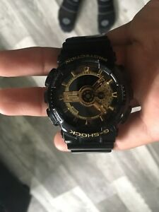G-shock Casio (Gold)