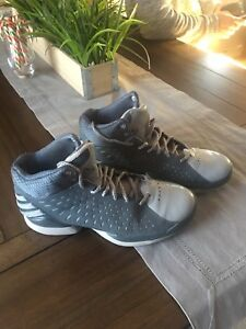 Adidas Basketball shoes - men's size 9.