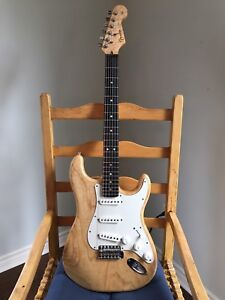 American Stratocaster licensed by Fender Warmoth