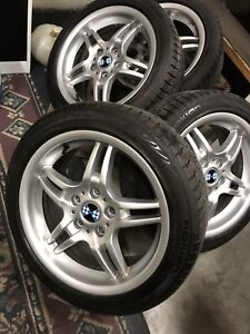 Bmw wheels and winters