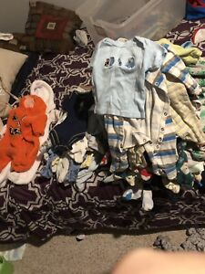 Boy newborn 0-3 month clothes