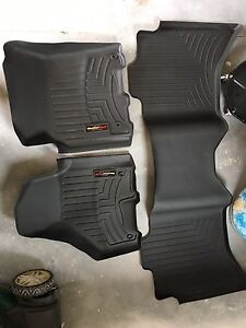 Weather Tech Fitted Floor Mats