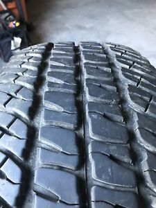 Nearly new Michelin Truck Tires
