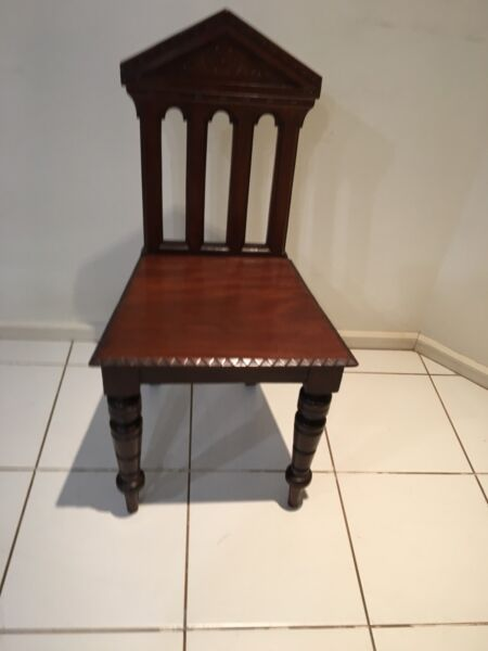 Antique Prayer Chair Glengowrie Marion Area image 2. 1 of 5 - Antique Prayer Chair Antiques Gumtree Australia Marion Area
