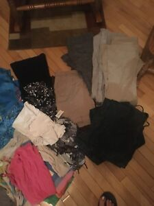 Ladies size small lot