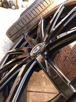 Lexani Wheels and Pirelli Tyers As NEW