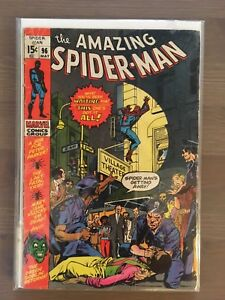 Spider-Man #96, #97 and #98 non CCA Drug story