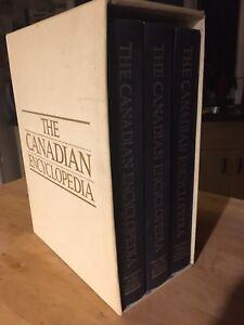 Original edition Canadian Encyclopedia 1985