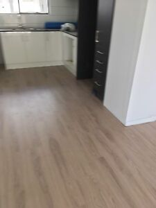 Floor floating laminate bambo Magill Campbelltown Area Preview