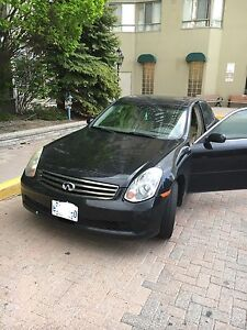 2005 Infiniti G35x AWD Sedan for sale