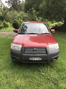 Subaru Forester 2007 XY wit Sat Nav Macksville Nambucca Area Preview