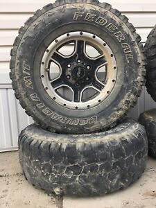 Chevy six bolt tires for sale
