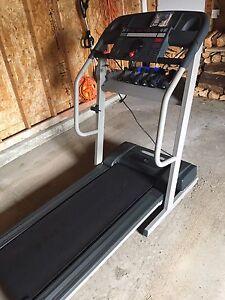 Weslo treadmill
