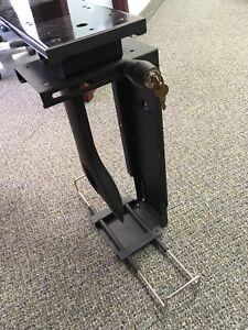 Socle de sécurité pour tour d'ordinateur