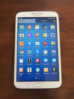 """Samsung Galaxy Tab3-8"""" (wifi+cellular 4G)"""