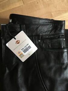 Harley Davidson leather pants