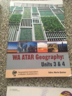 WA ATAR Geography Units 3 & 4 year 11