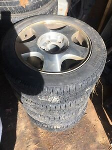 Wheels And Tires Want Gone